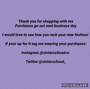 Accessories - Show off your style!👠👗👚👖👢👜